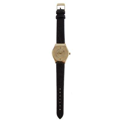 1acf4dcaec02 Reloj de mujer con malla de cuero