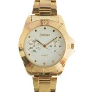 Reloj Everyday de mujer, color dorado